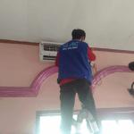 Pelayanan AC Masjid Secara Gratis, Kolaborasi Arimatea dan Si AC